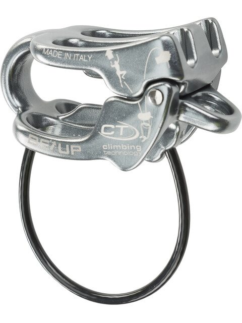 Climbing Technology Be-Up - Plateado